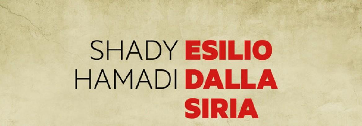 Incontro con l'autore Shady Hamadi