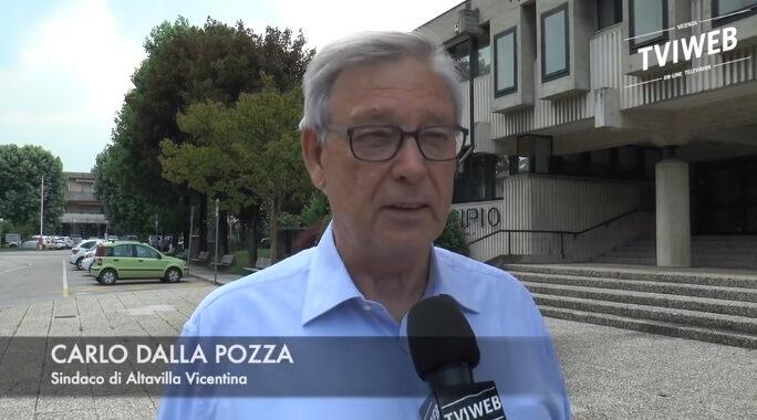 Intervista al Sindaco Carlo Dalla Pozza